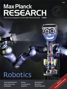 MaxPlanckResearch 1/2016: Robotics