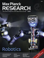 Robots are the superstars of the future. They are to drive cars, administer care to people in hospitals and homes, save lives after catastrophes, or perform medical tasks as tiny helpers in the body. Max Planck researchers are working hard to ensure that these scenarios become a reality one day. But at first, they have to overcome many challenges.