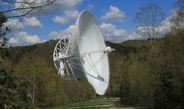 The establishment of the Max Planck Institute for Radio Astronomy in Bonn, Germany, was closely connected with the construction of the 100-m radio telescope near Effelsberg, a small village in the Eifel mountains which is part of Bad Münstereifel, a town approximately 40 km southwest of Bonn.