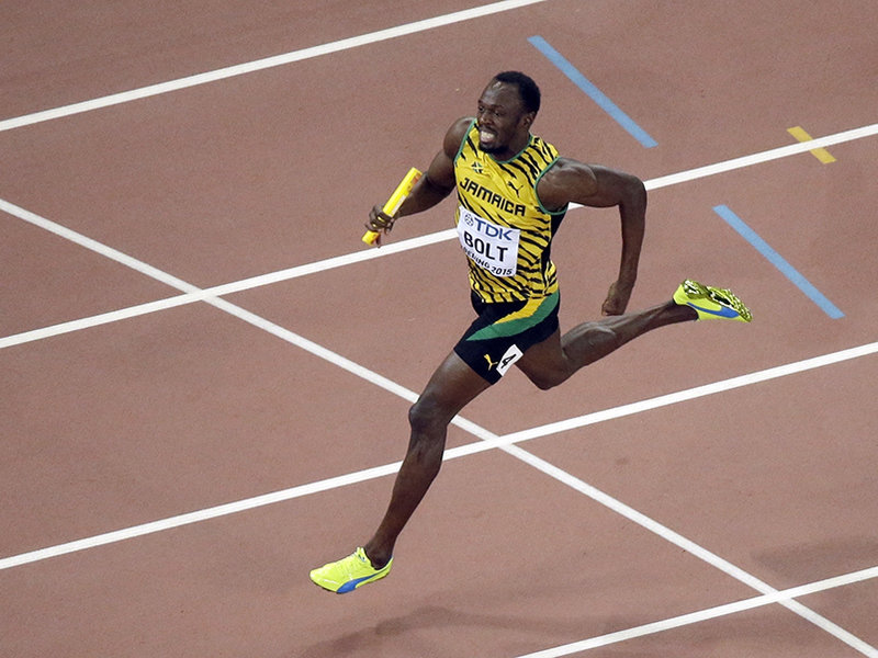 Why is Usain Bolt the fastest person on Earth? | Max ...