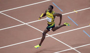 Why is Usain Bolt the fastest person on Earth?