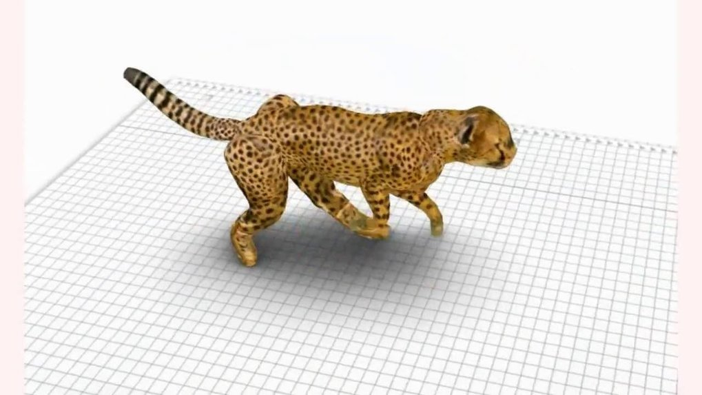 Researchers from the Max Planck Institute for Informatics have developed a new software that transforms animals on film into animated 3D creatures.