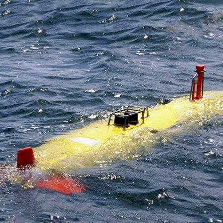 From 2003 onwards: first autonomous diving robots