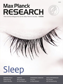 MaxPlanckResearch 4/2016: Sleep