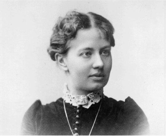 The science historian Annette Vogt values ​​stubbornness and self-confidence in Sofia Kovalevskaya.