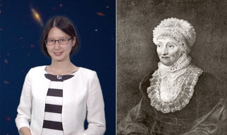 Astronomer Sherry Suyu from the Max Planck Institute for Astrophysics on comet-hunter Caroline Herschel, the first salaried female astronomer