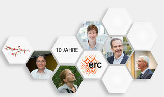 The Max Planck Society congratulates the European Research Council on its tenth anniversary