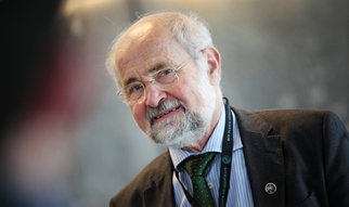 Max Planck Medicine Nobel laureate Erwin Neher about the discussions leading up to the establishment of the European Research Council ERC