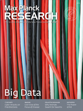 MaxPlanckResearch 2/2017: Big Data