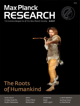 MaxPlanckResearch 3/2017: The Roots of Humankind
