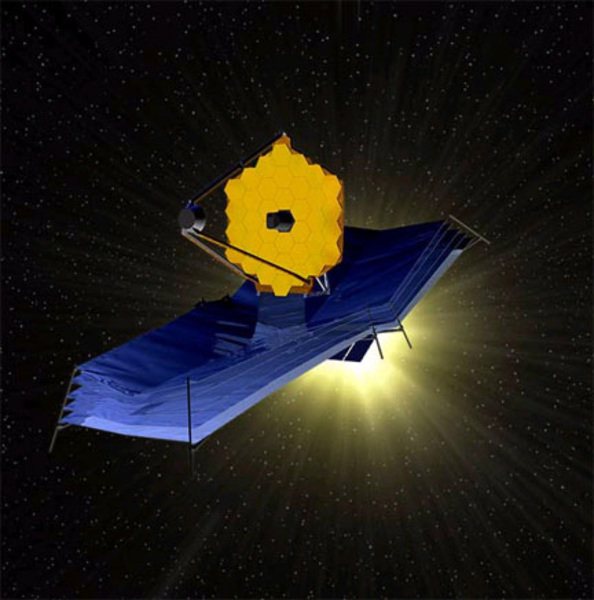 "The ""James Webb Space Telescope"" is a European-American project. Its capacities will go way beyond those of its predecessor, the legendary Hubble Spac"