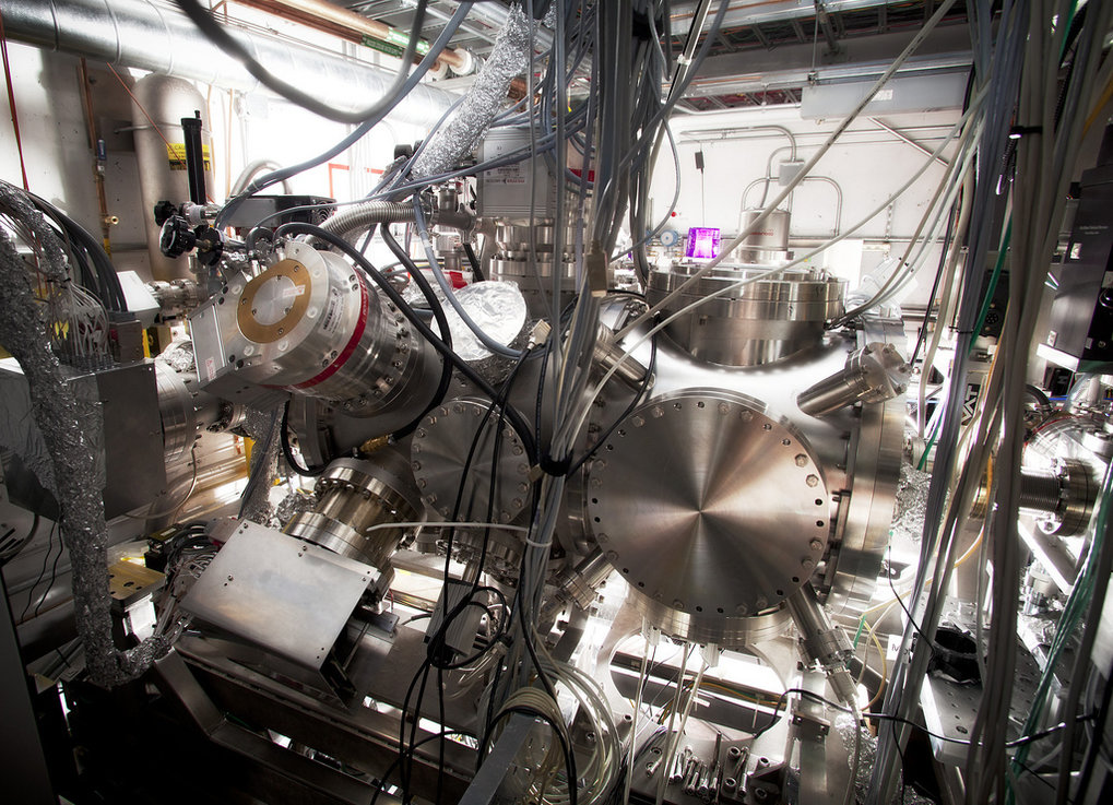 Record ionisation of Xenon