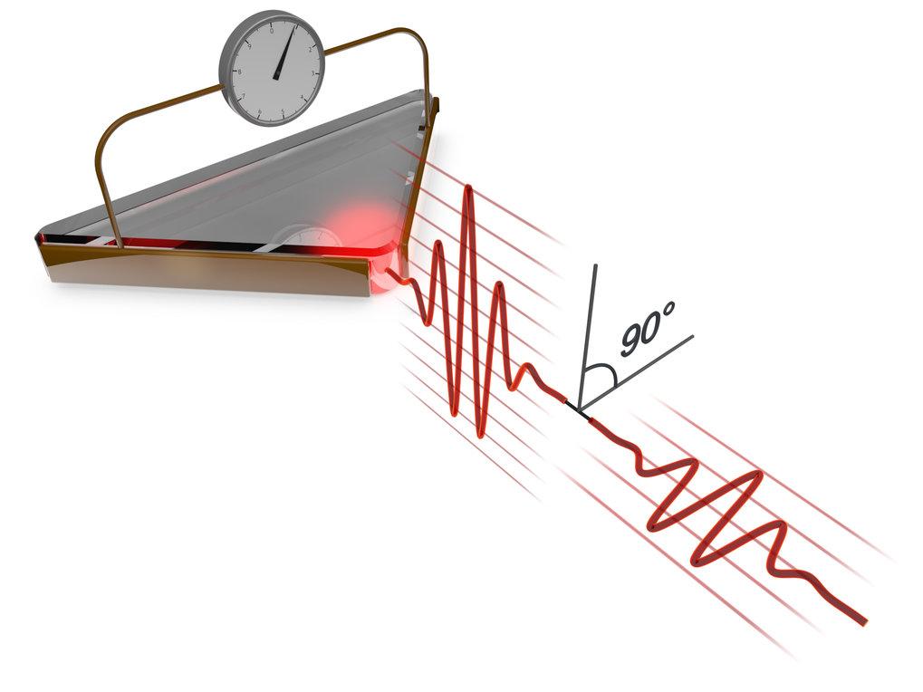 Lichtschalter für schnelle Elektronik   Max-Planck-Gesellschaft