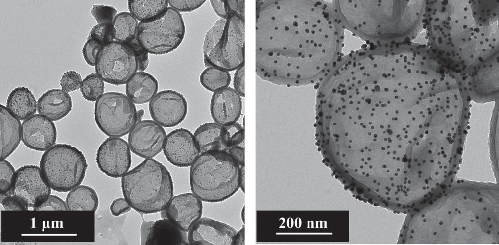 Nanocontainer, die korrosionshemmende Substanzen enthalten, lassen sich in Lacken für Metalle einbetten. Sie geben die Stoffe ab, wenn die Schich