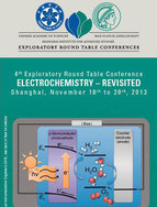 <strong>Fourth Exploratory Round Table Conference in Shanghai on Electrochemistry - revisited</strong>
