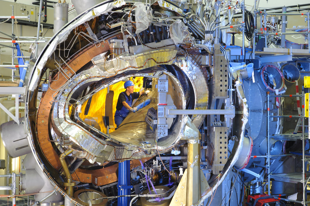 Wendelstein 7-X on the home stretch