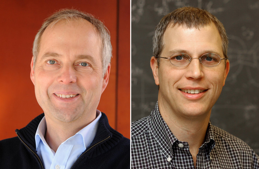 Robert J. Schoelkopf and Jörg Wrachtrup to receive the Max Planck Research Award