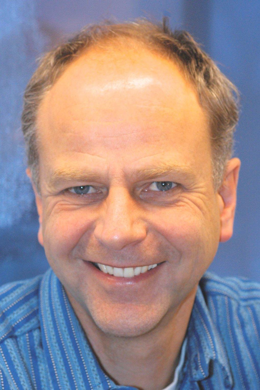 Jochen Mannhart, Direktor des Max-Planck-Instituts für Festkörperforschung in Stuttgart