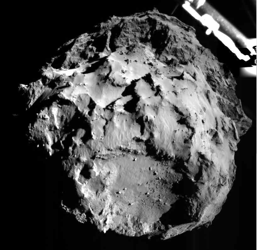 Philae lander goes to sleep