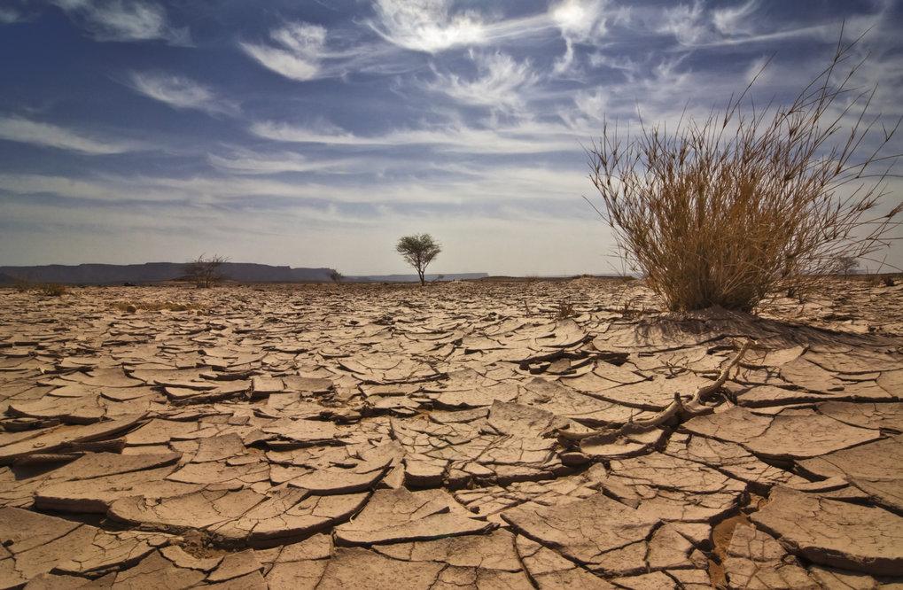 Eine Folge des Klimawandels: Viele Regionen wie hier in Spanien kämpfen mit zunehmender Trockenheit.