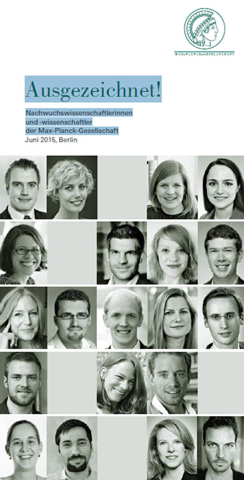 Diese jungen Wissenschaftlerinnen und -wissenschaftler wurden während unserer Jahresversammlung in Berlin mit begehrten Nachwuchspreisen ausgezeichnet