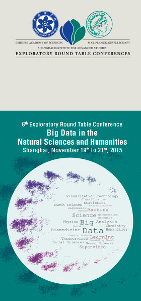 Exploratory Round Table Conference on Big Data in the Natural Sciences and Humanities, 2015