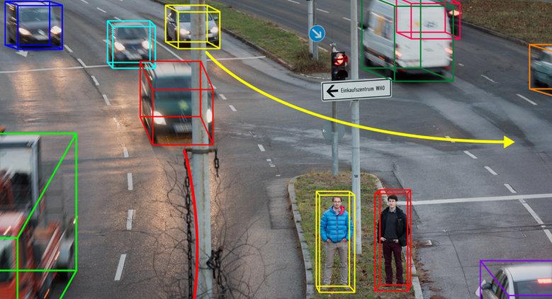 Einen Wagen mit Chauffeur könnte es irgendwann für jeden geben, wenn nämlich ein Roboter das Steuer übernimmt. Damit Autos auch ohne großen technische