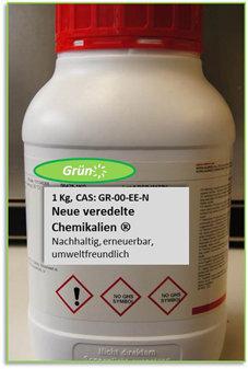 Abb. 4: Neue hochwertige Prozessgrundstoffe aus Biomasse-Molekülen