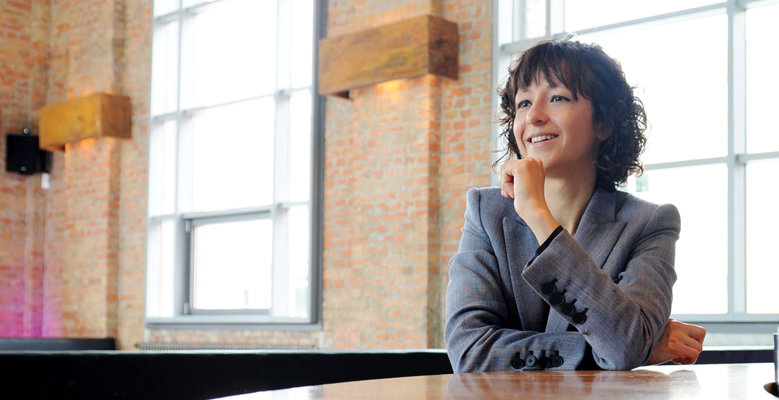 The French microbiologist Emmanuelle Charpentier joined the Max Planck Institute for Infection Biology in Berlin on October 1, 2015, taking the positi