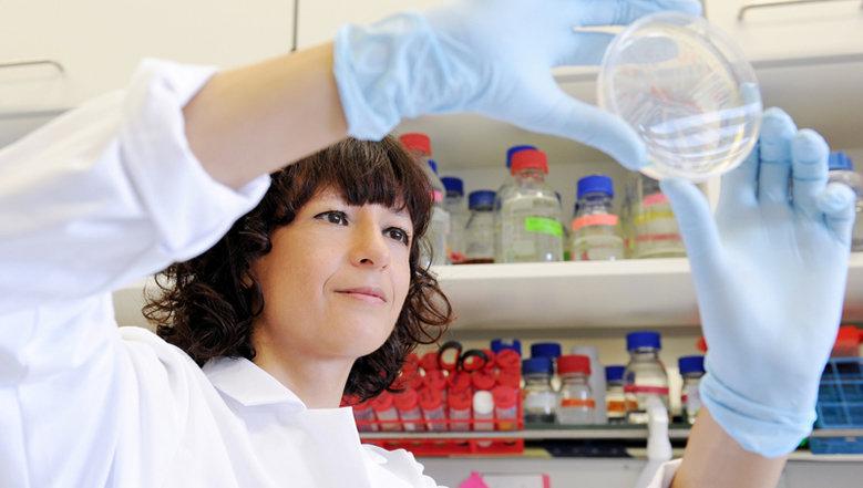 Max-Planck-Gesellschaft gratuliert Emmanuelle Charpentier zum Japan-Preis 2017