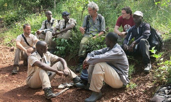 Christophe Boesch, Director at the Max Planck Institute for Evolutionary Anthropology in Leipzig, Germany, has been researching chimpanzees in the Ivory Coast for over 35 years.