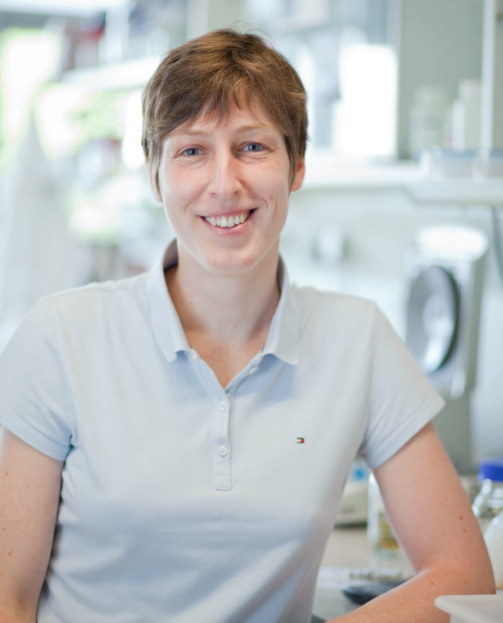 Former Research Group leader Birte Höcker now is professor of Biochemistry at the University of Bayreuth. She sees the ERC grant as a catalyst for her career.