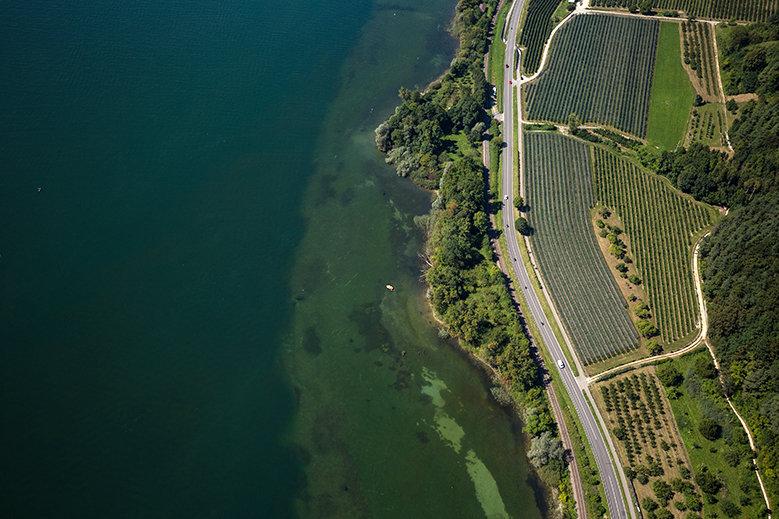 Wenn sich aufgrund des Klimawandels die Pegelstände von Flüssen und Seen verändern, hat dies nicht nur gravierende Folgen für die Landwirtschaft.