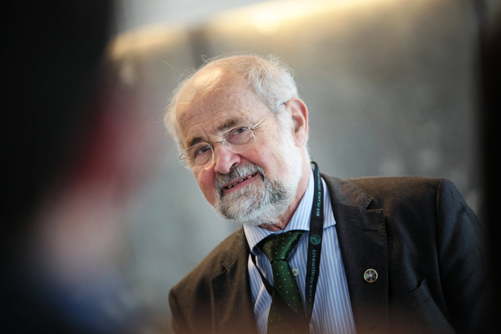 Prof. Dr. Dr. h.c. Erwin Neher