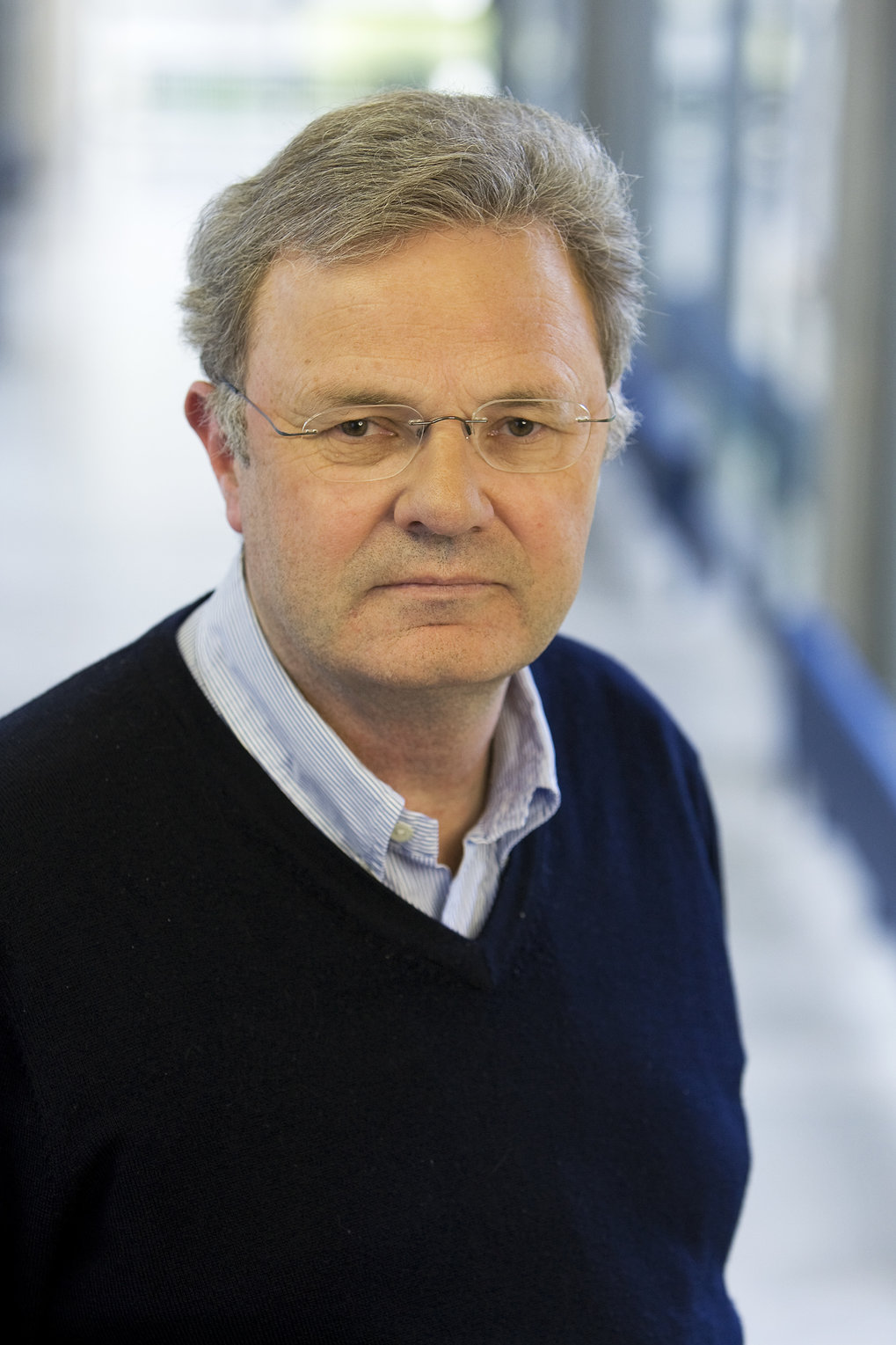 Prof. Dr. Wolfgang Baumeister