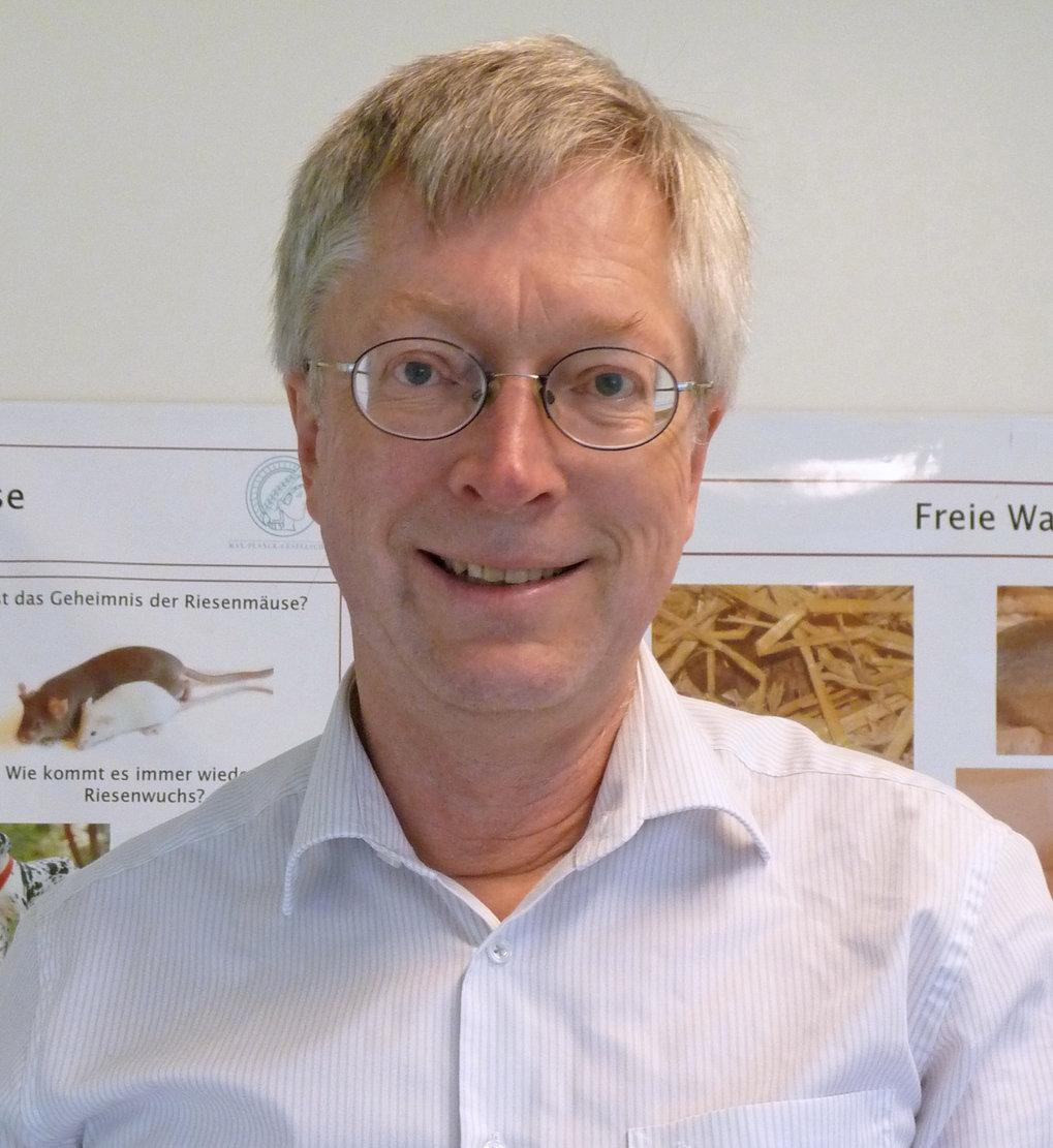 Prof. Dr. Diethard Tautz