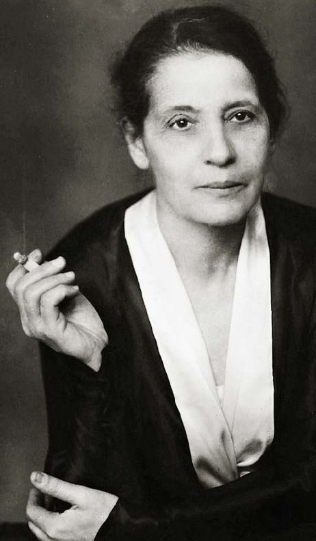 Portrait of Lise Meitner