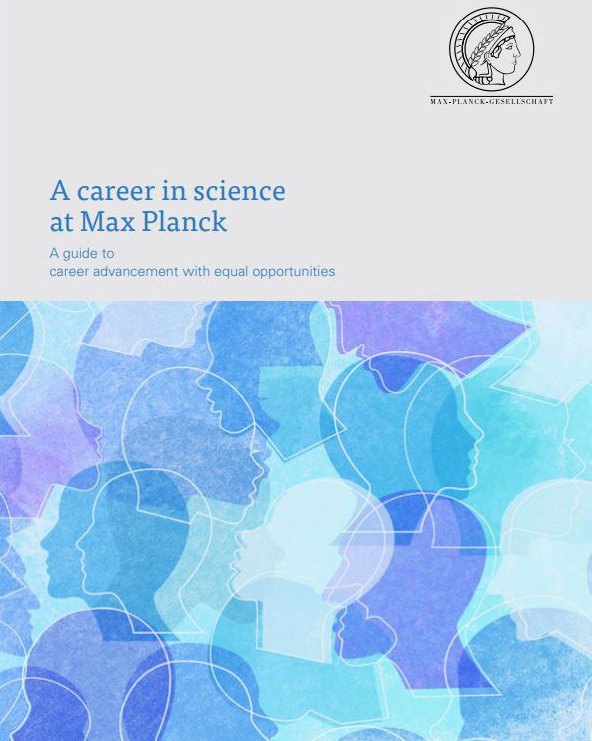 New brochure: A career in science at Max Planck