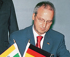The Max Planck Society intensifies its cooperation with India
