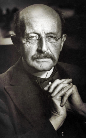 Max Planck becomes President of the KWS