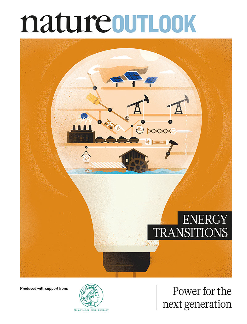 Nature Outlook Energy transitions