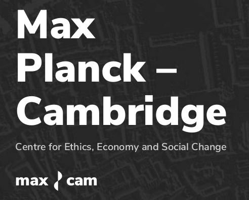 Website of Max Planck - Cambridge Centre for Ethics, Economy and Social Change