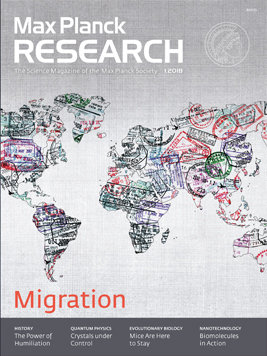MaxPlanckResearch 1/2018: Migration