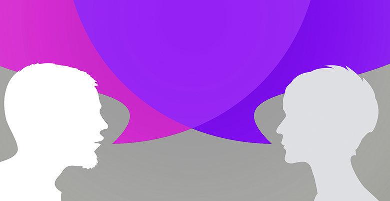 Entdecken Sie die Vielfalt der Forschung über Sprache, Sprechen und die Besonderheiten der menschlichen Kommunikation.
