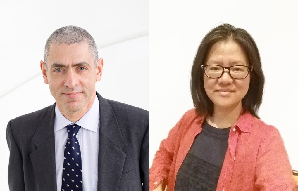 Peter Dayan and Li Zhaoping appointed to the Max Planck Institute for Biological Cybernetics