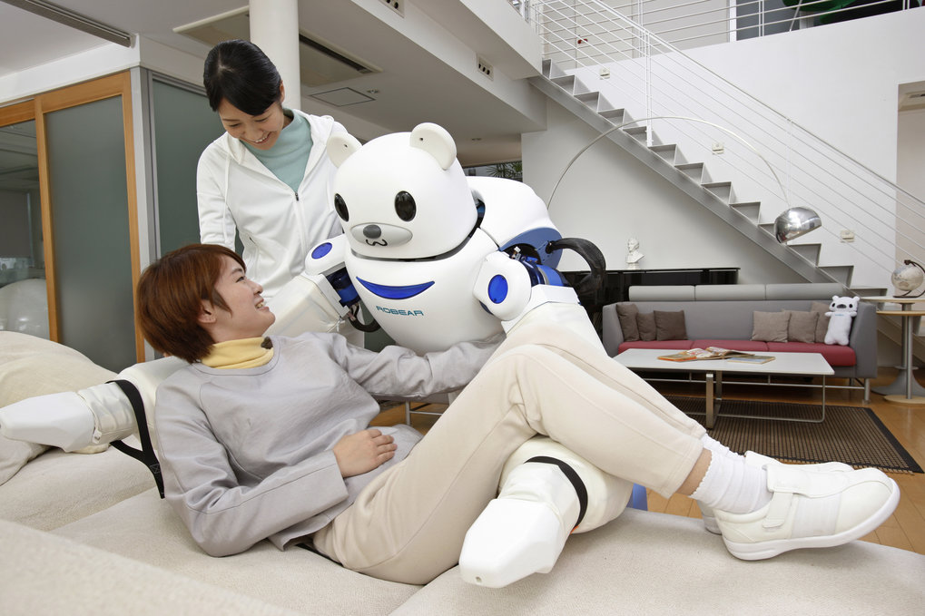 Roboter im Einsatz: Entlastung für das Pflegepersonal - wird so die Zukunft aussehen?
