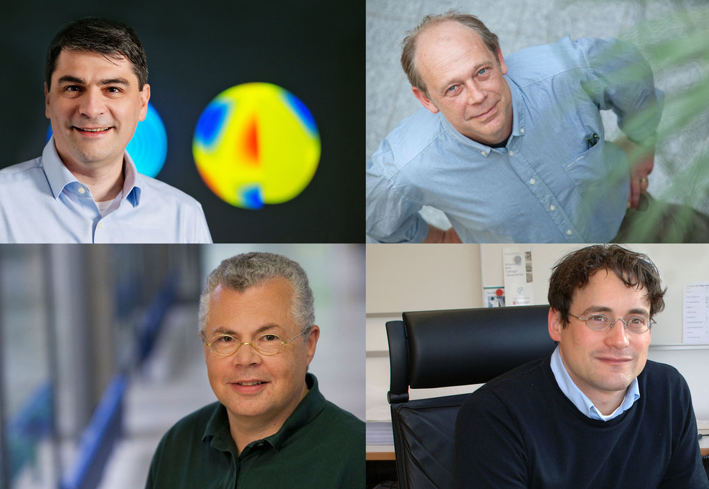 Max-Planck-Teams erfolgreich bei Synergy Grants