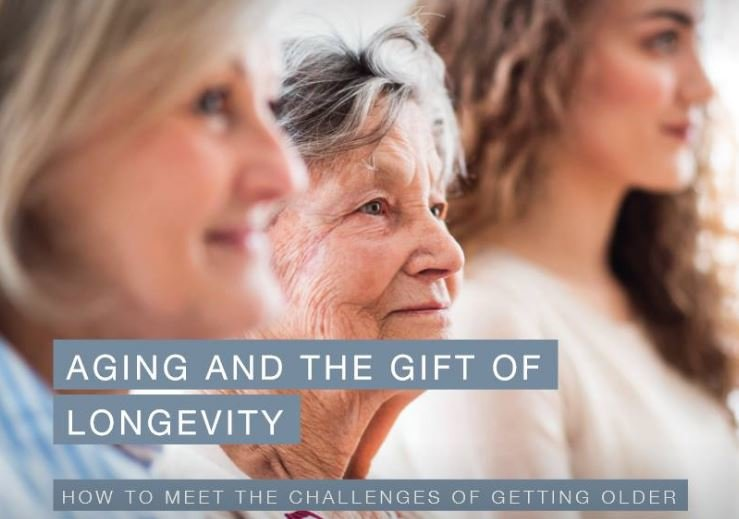Aging and the gift of longevity