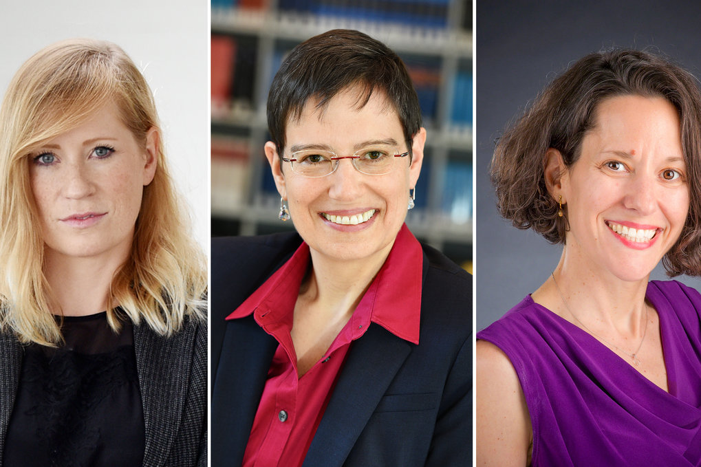 Leibniz Prizes 2019 for three female Max Planck scientists