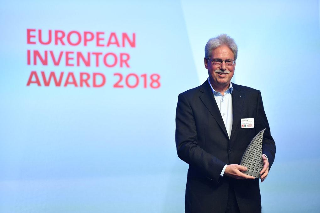 Europäischer Erfinderpreis für Jens Frahm